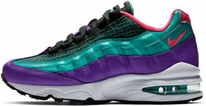 Details about NIKE AIR MAX 95 GS AV2289 300 BOYS WOMEN GREEN