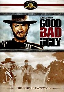 New-DVD-The-Good-the-Bad-and-the-Ugly-Clint-Eastwood-Eli-Wallach-Free-Ship