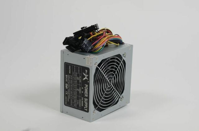 ALIMENTATORE POWER-X 500W SUPER SILENT FAN 12CM - POWER-X 500W OFFERTISSIMA