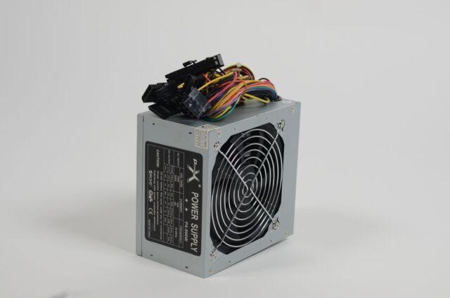 ALIMENTATORE POWER-X 500W SUPER SILENT FAN 12CM - POWER-X 500W OFFERTISSIMA
