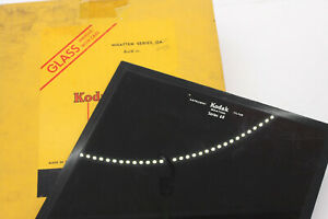 """Kodak 6B Brown 8x10"""" For Photo Darkroom Process - Glass - NEW Open Stock F28L"""