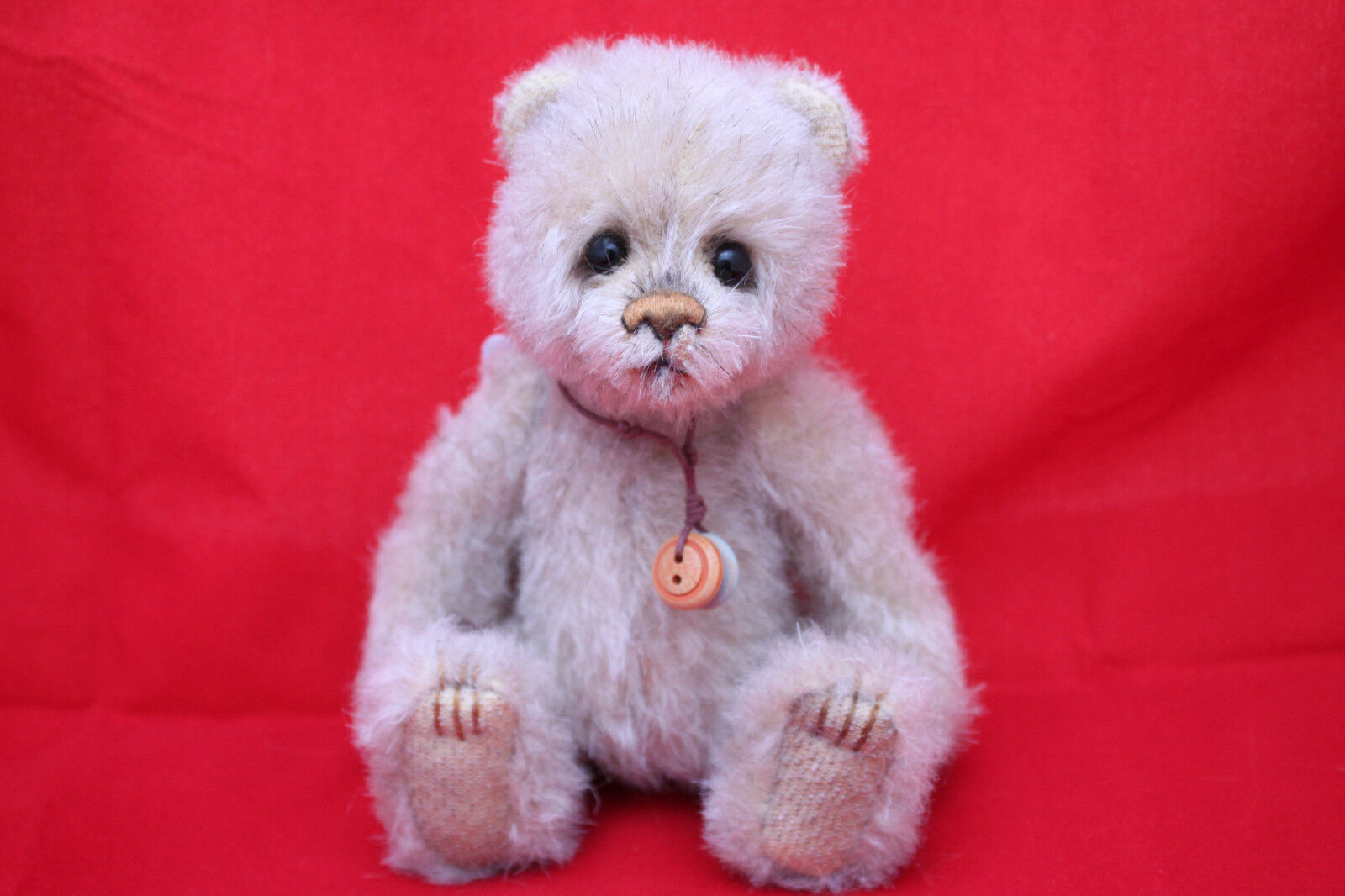 Charlie Bears 2016 Breadcrumb Bear Minimo