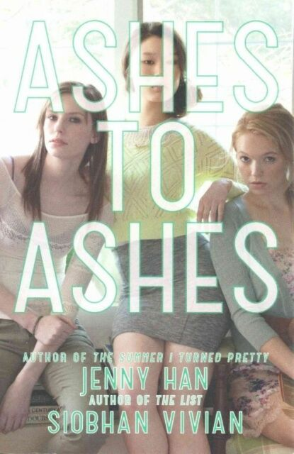 Ashes to Ashes-ExLibrary