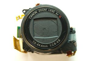 Canon-Powershot-G9-Lens-Zoom-Unit-Assembly-OEM-Replacement-Repair-Part