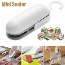 Portable Household Mini Heat Sealing Machine Sealer Plastic Poly Bag P1Z6
