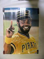 Vintage Original 7-Up Uncola Advertising Promo Dave Parker Baseball Poster (A5)