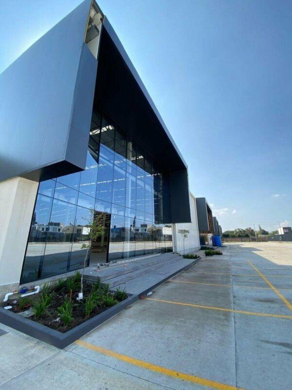Parque Industrial GREENTECH 3K en Renta en Tlaquepaque