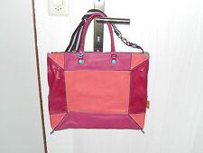 GABS Designer bolso bolso de mano Shopper g3 GABS cuero Pink Top