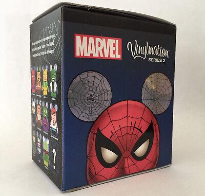 New Disney Vinylmation Captain America Civil War Thomas Scott Sealed Blind Box