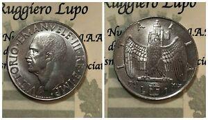 Royaume-D-039-Italie-Vittorio-Emanuele-III-1-Lyre-1941-Empire-N-c-Q-FDC