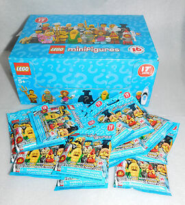 Sealed-Set-Lego-Series-17-Complete-Collectible-Minifigure-Box-71018-Butterfly