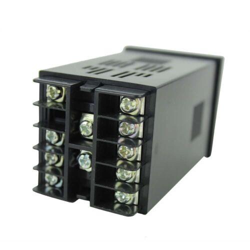 Inkbird ITC-100RH 220V AC PID thermostat Temperaturregler PT100 Sonde relais DE
