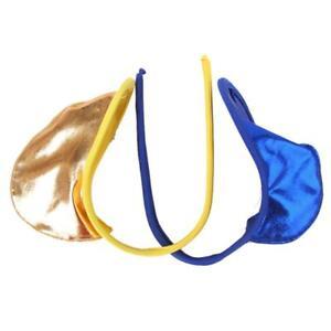 Homme-C-string-Bikini-Lingerie-Sous-vetements-Invisible-Forme-Coeur