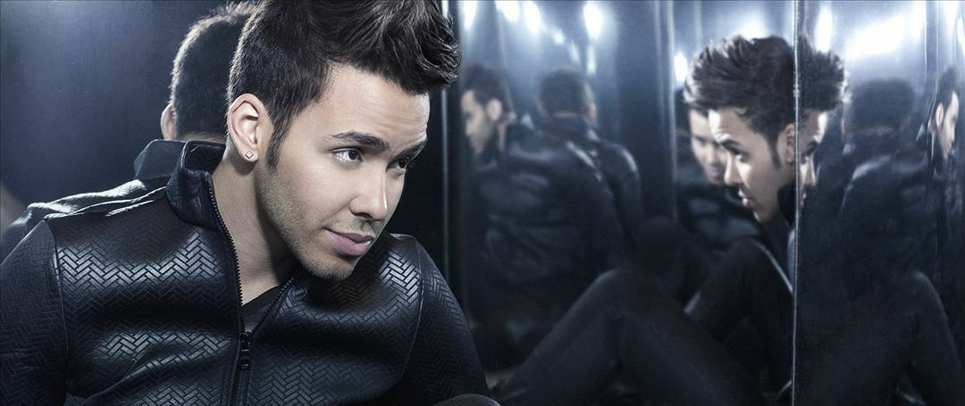 PARKING PASSES ONLY Prince Royce
