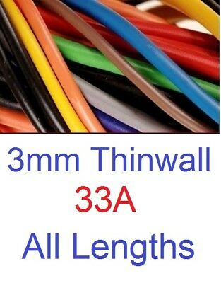 20m 1.5mm Automotive 2 core Flat Twin Thin wall 12v Vehicle Cable  Wire Lights