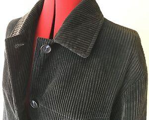 Country-Road-Women-039-s-Corduroy-Outerwear-Jacket-Coat-Sze-M-Australian-Made-66a