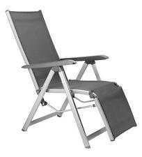 KETTLER Relaxliege Basic Plus 0301216-000 silber/anthrazit Alu