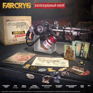 Far Cry 6 Collector's Edition (no Game Disc) PS/Xbox