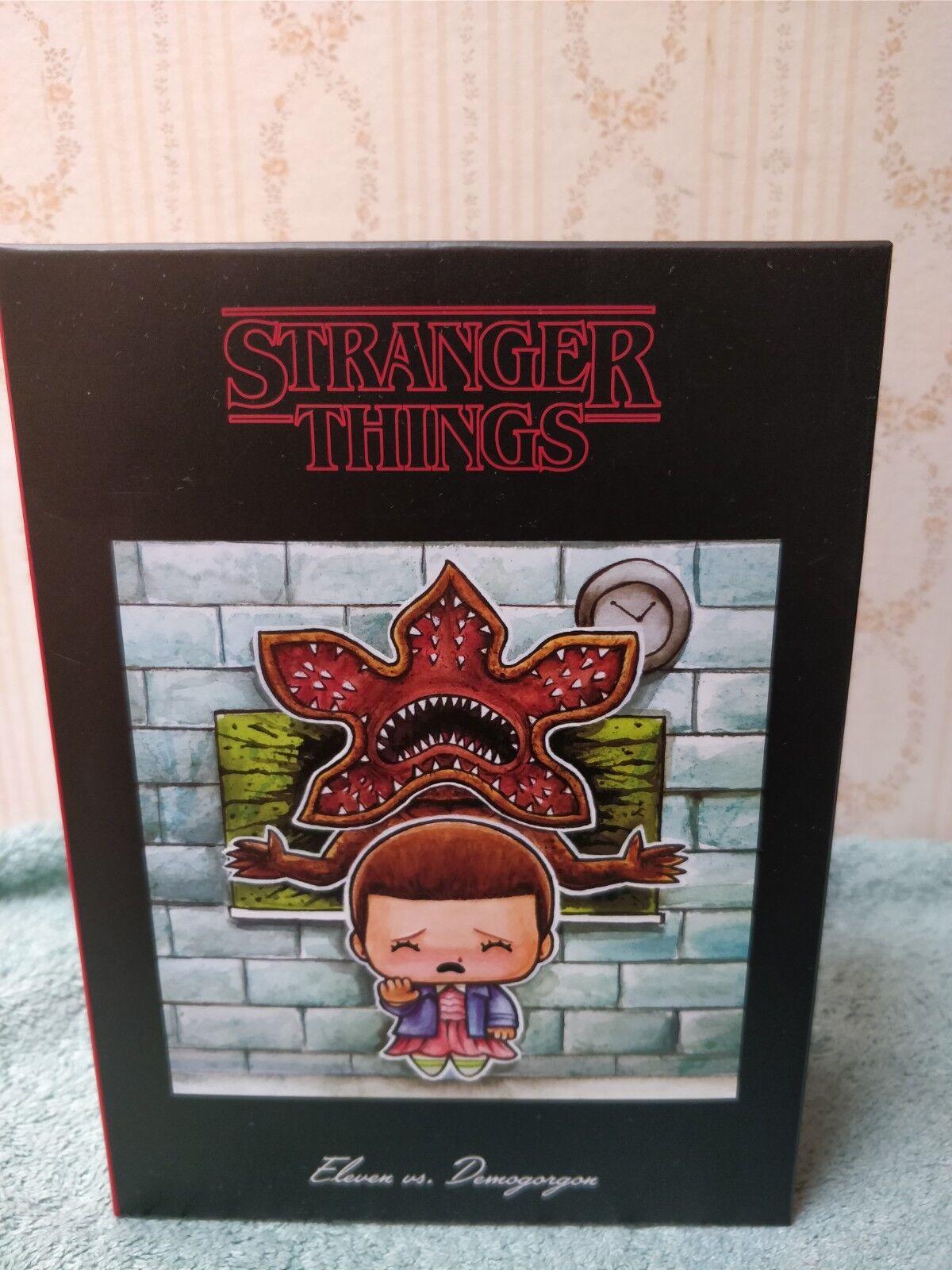 Loot Crate | Stranger Things | Eleven vs. Demogorgon | New