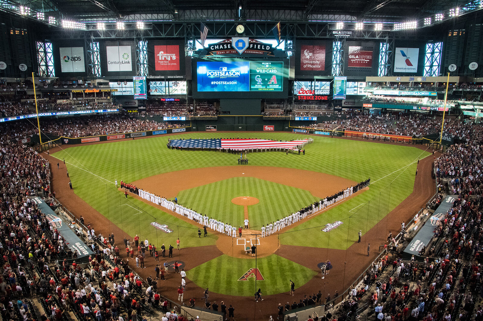 Los Angeles Angels at Arizona Diamondbacks