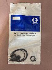 Graco Complete O Ring Set Repair Kit 246355 Series B Fusion Air Purge Ap