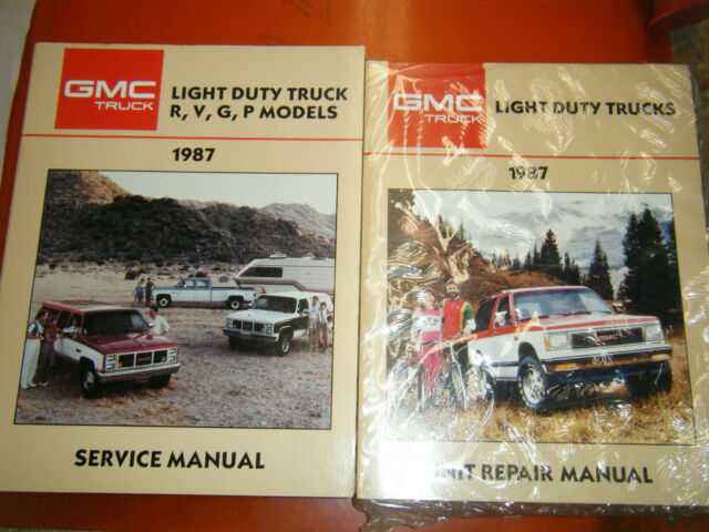 1987 Gmc R