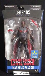 Marvel Legends Falcon Sam Wilson MCU Captain America Civil War Walmart Exclusive