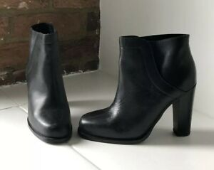 \u0026 Other Stories 100% leather Black