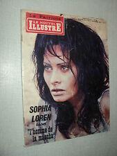 LE PATRIOTE LE NOUVEL ILLUSTRE 72/38 (21/9/72) SOPHIA LOREN CAROL ROSENBERGER+