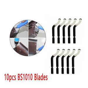 10Pcs-Utensile-sbavatura-per-fori-manico-lame-Sbavatore-a-mano-BS1010-S10-Nuovo