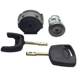 Para-Ford-Interruptor-de-Encendido-Kit-Reparacion-Cerradura-amp-2-Llaves