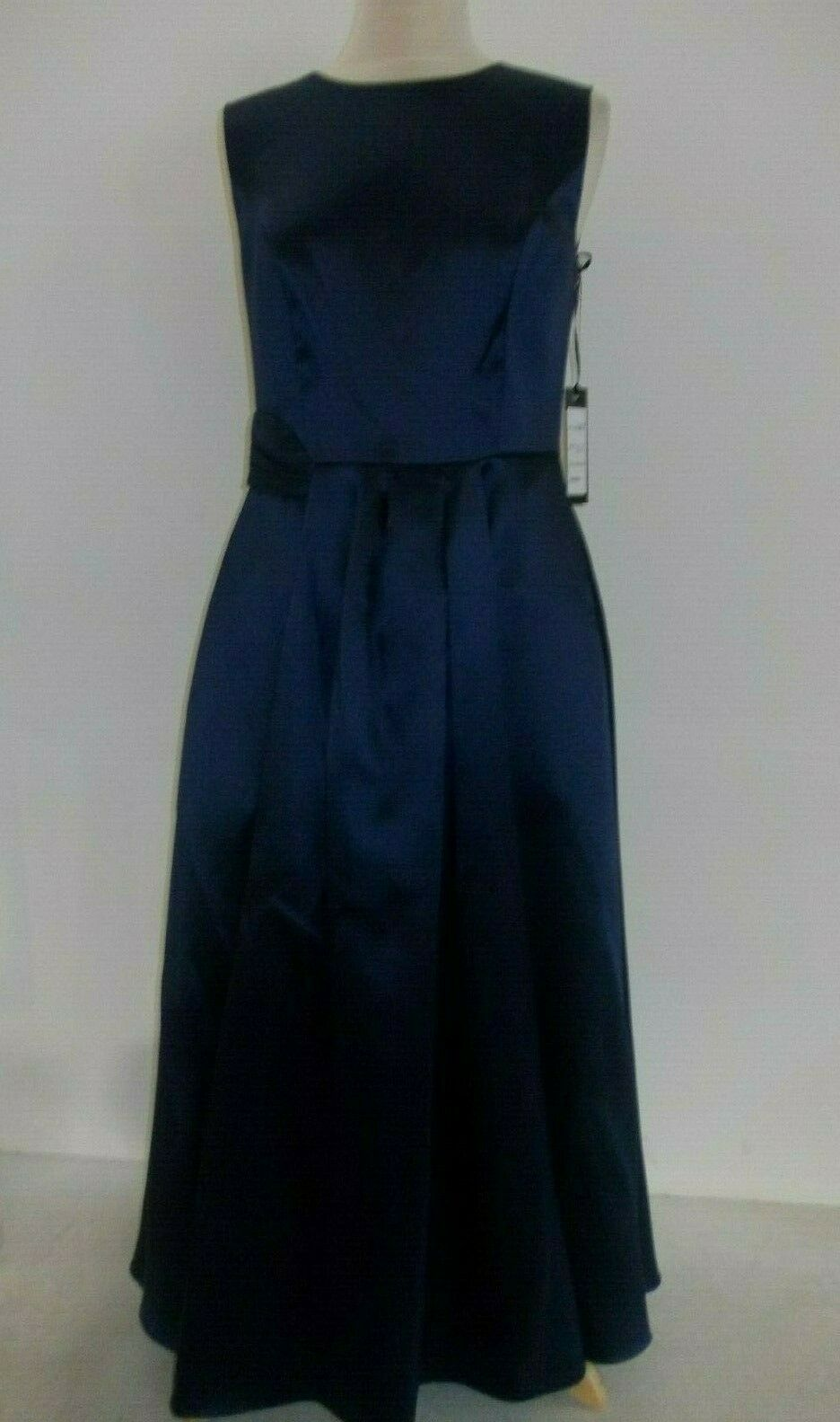 special occasion/mother of the bride dress by Ronald Joyce size 10 Navy NWT