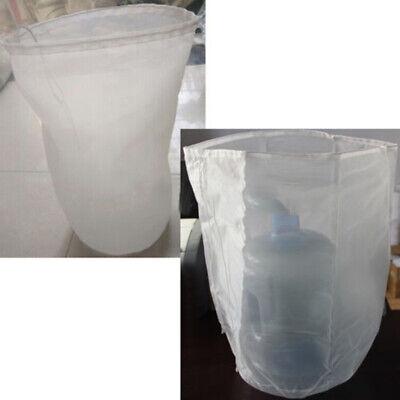 5pcs Straining Bags Nylon Mesh Filter Strainer Homebrew Beer Wine Cider Dry Hop
