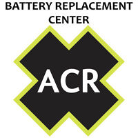 Acr Fbrs 2874 Battery Service Battery Replacement