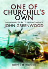 One of Churchill's Own: The Memoirs of Battle of Britain Ace John Greenwood by David Greenwood (Hardback, 2016)