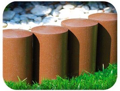 Palisade Rasenkante Beeteinfassung Beetumrandung Gartenpalisade Raseneinfassung
