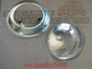FRP-FARO-FIAT-500-D-CON-SUPPORTO-light-with-support