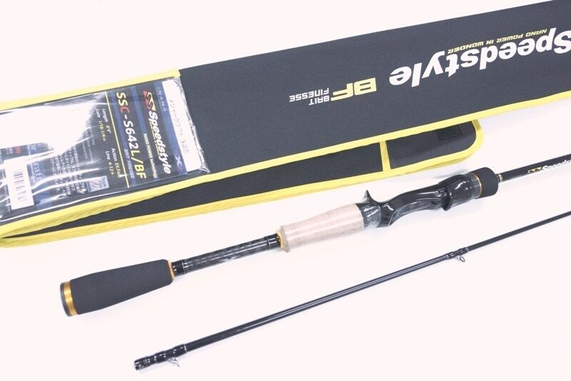 Major Craft   SPEEDSTYLE 2 piece rod   SSC-S642L/BF a8a396