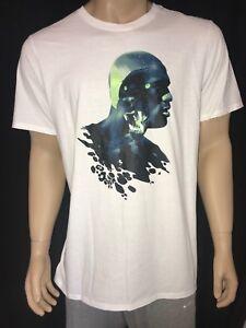 e5b4346bcdc Nike Jordan Retro 13 Black Cat Men's T-shirt Tee BNWT MSRP$40 White ...