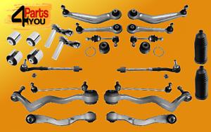 Kit-Completo-Set-Delantero-Suspension-Trasera-BMW-E60-E61-Rotula-brazos-Wishbone-Enlaces