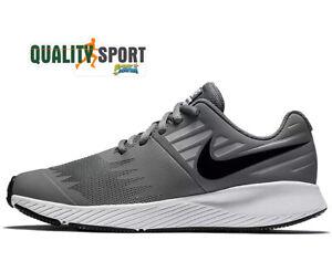 De Gris 2019 Niño Detalles Corredor 907254 Zapatos Nike Gimnasio Deportivos 006 Star rBCdQxeoW