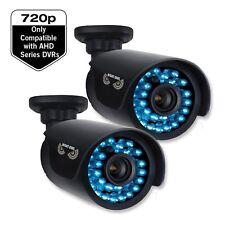 Night Owl 1 Megapixel 720p HD Surveillance Camera w/ 100ft. Night Vision- 2 Pack