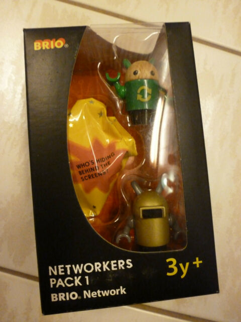 Brio NETWORK Networkers Pack 1 33295 NEU OVP