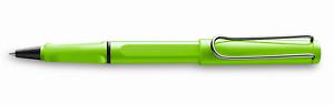 New in Box L313GN LAMY Safari Green Rollerball Pen