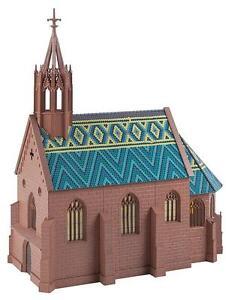 Faller 130599 Eglise Pièce Johann 212x109x260mm Neuf Emballage Scellé