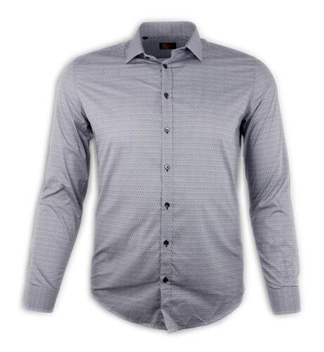Seidensticker Langarm Hemd UNO SUPER SLIM mehrfarbig strukturiert 675270.37