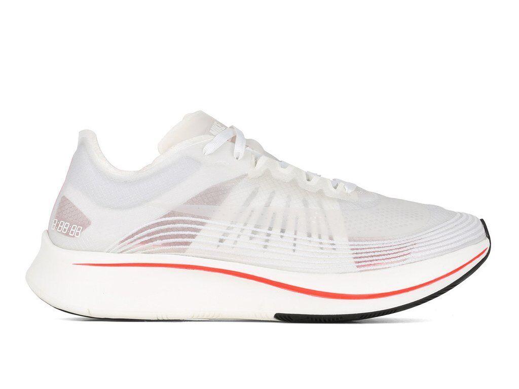NikeLab Zoom Zoom Zoom Fly SP Weiß Sail Bright Crimson UK9 a00af0