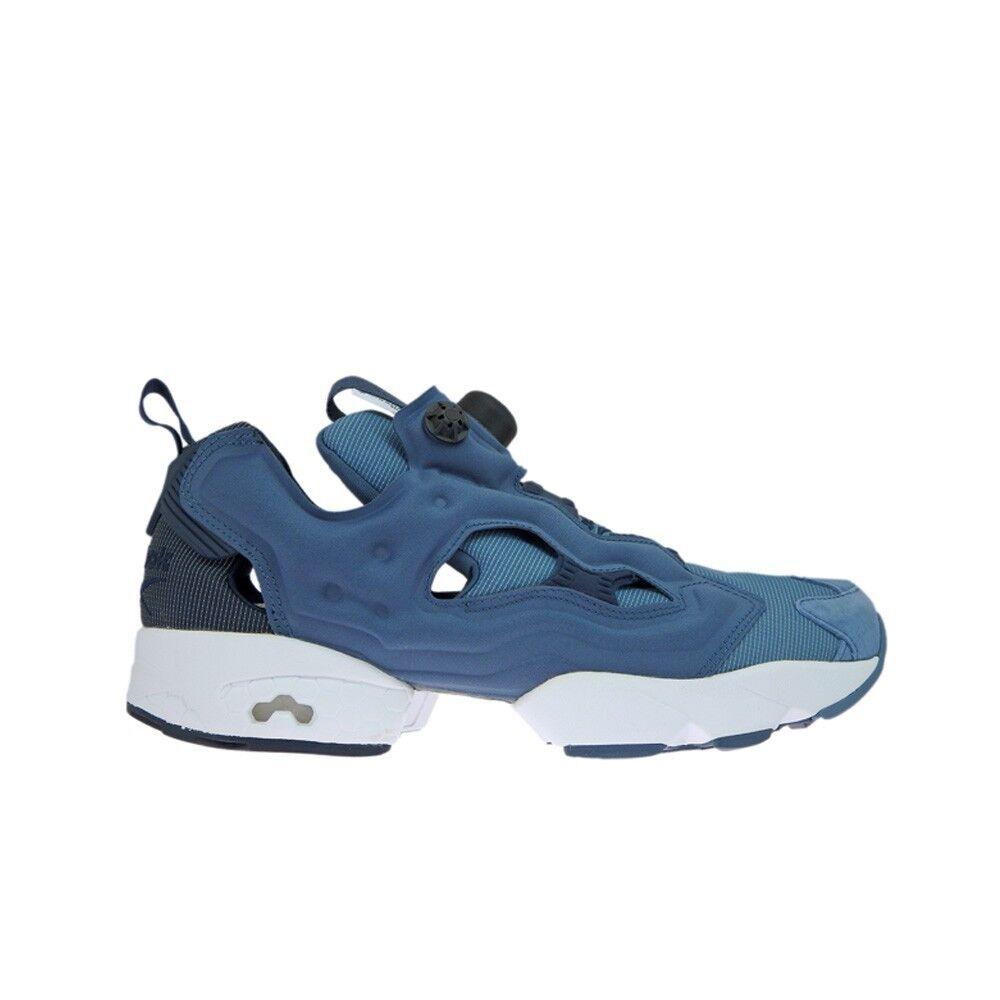 Reebok Instapump Fury Tech (ROYAL SLATE COLLEGIATE NA) Men's shoes AR0624