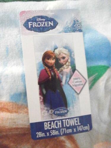 Disney Nickelodeon Cotton Beach Bath Pool Towel 28 x 58 Youth You Choose