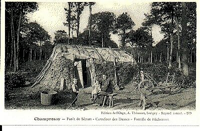 (S-25281) FRANCE - 91 - CHAMPROSAY CPA   ed.    THEVENET A.  ed.  ba2b44